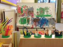 Creative arts area