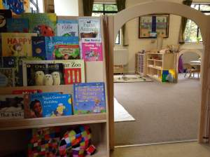 Alphablocks Nursery School Hadley Wood Cockfosters Nursery