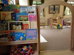 Alphablocks Nursery School Hadley Wood Cockfosters Nursery